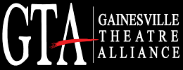 Gainesville Theatre Alliance Logo. A link to the blog home page.